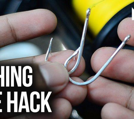 Fishing life hacks you didn't know